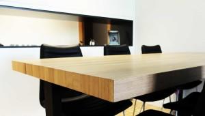 Interiorista Barcelona reformas proyectos salón mueble mesa