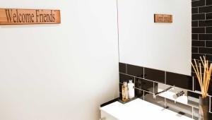 Interiorista Barcelona reformas baño lavabo