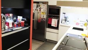 Interiorista Barcelona reformas cocina tepanyaki