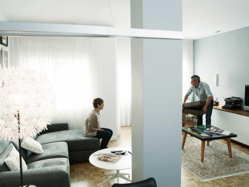 Interiorista Barcelona reformas proyectos salón
