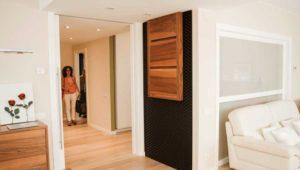 Interiorista Barcelona proyectos reformas viviendas salon entrada