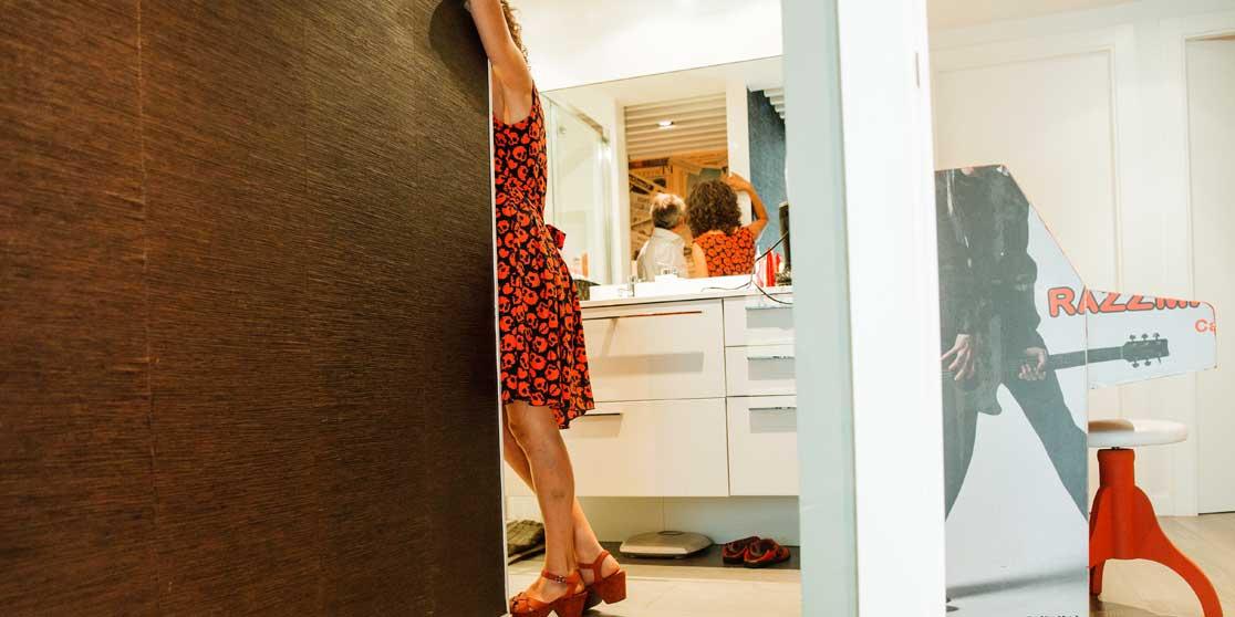 Interiorista Barcelona reformas proyectos lavabo