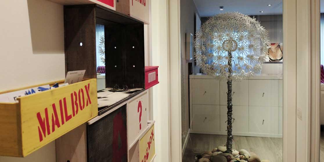 Interiorista Barcelona reformas proyectos mueble blanco