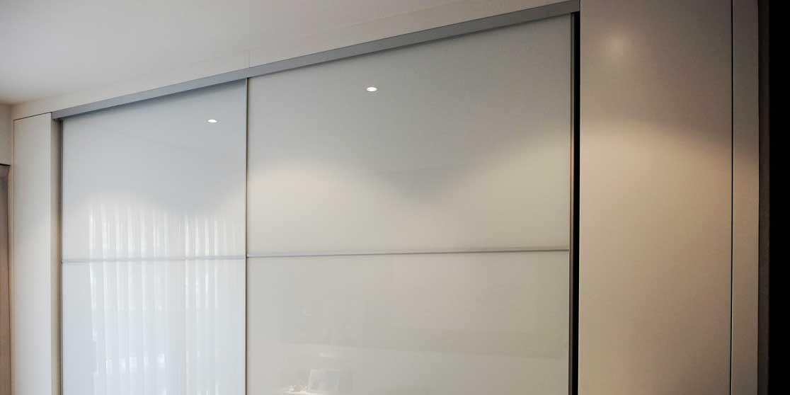 Interiorista Barcelona reformas proyectos armario ropero habitación suit