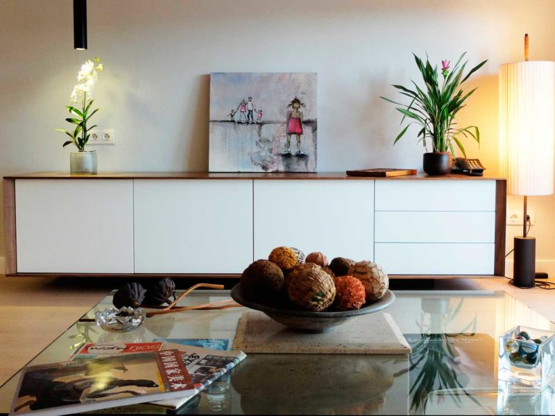 Interiorista Barcelona proyectos reformas muebles