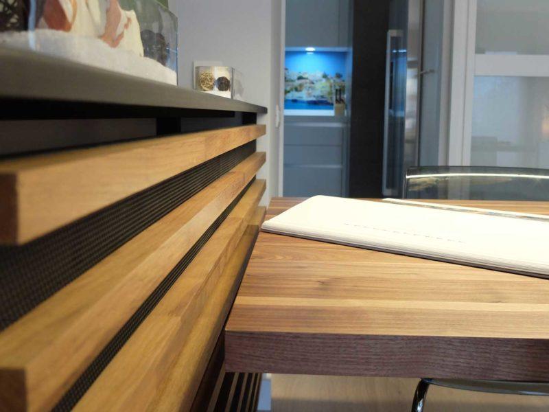 Interiorista Barcelona proyectos reformas mesa radiador