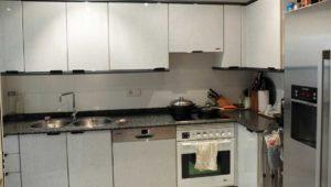 Proyectos Interiorismo Reformas Cocina Antes y despues