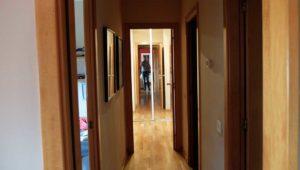 Proyectos Interiorismo Reformas Vivienda pasillo Lavabo Antes y despues