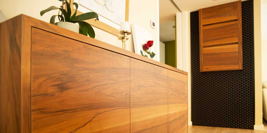 Interiorista Barcelona proyectos reformas viviendas salon mobiliario