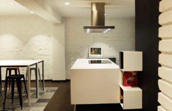 Interiorista Barcelona proyectos reformas cocinas viviendas muebles