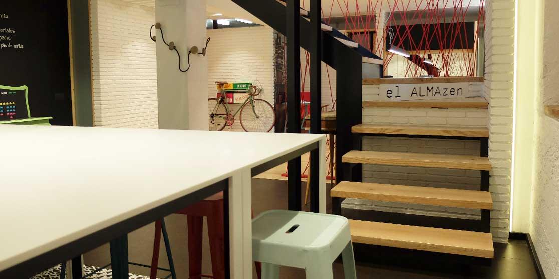 Interiorismo Barcelona proyectos obras locales viviendas