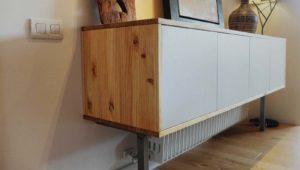 Interiorista Barcelona proyectos reformas viviendas sala mueble