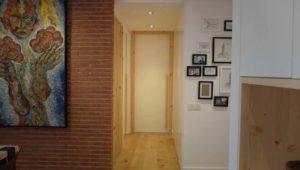 Interiorista Barcelona proyectos reformas viviendas habitacion