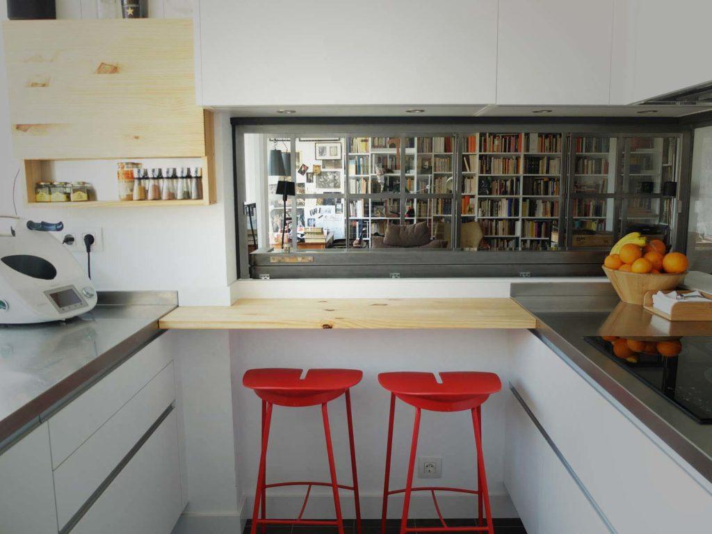 Interioristas y despacho estudio de interiorismo de cocinas en barcelona - Estudios de interiorismo en barcelona ...