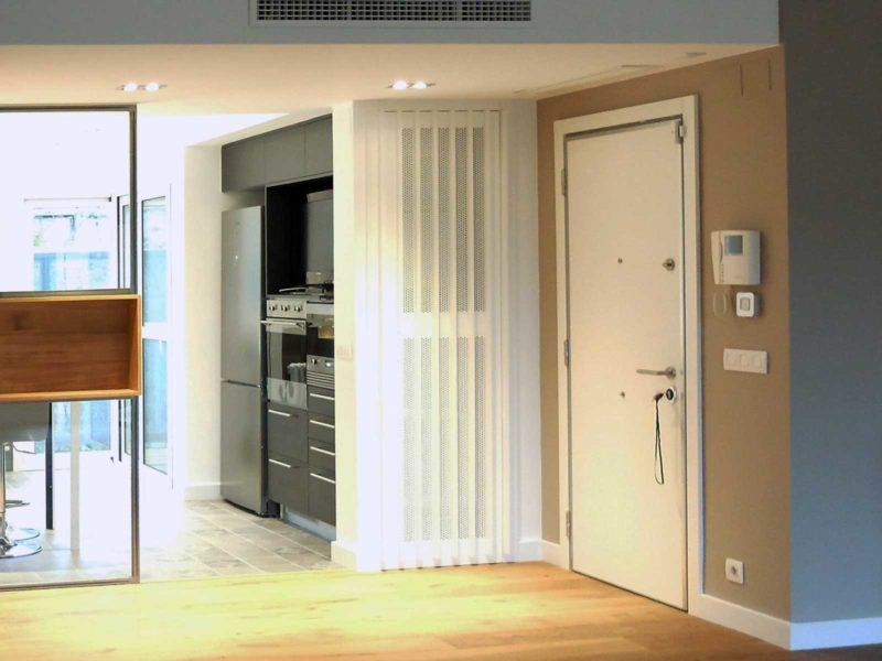 Interiorista Barcelona proyectos reformas viviendas Cocina