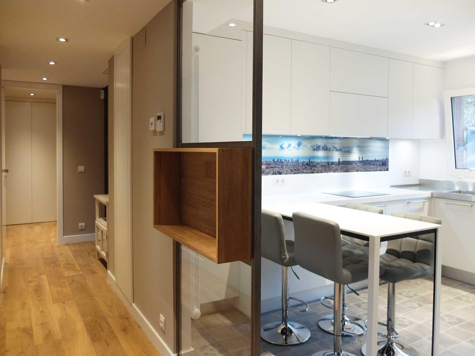 Fantástico Mueble De Cocina Pintores Barrie Componente - Ideas de ...