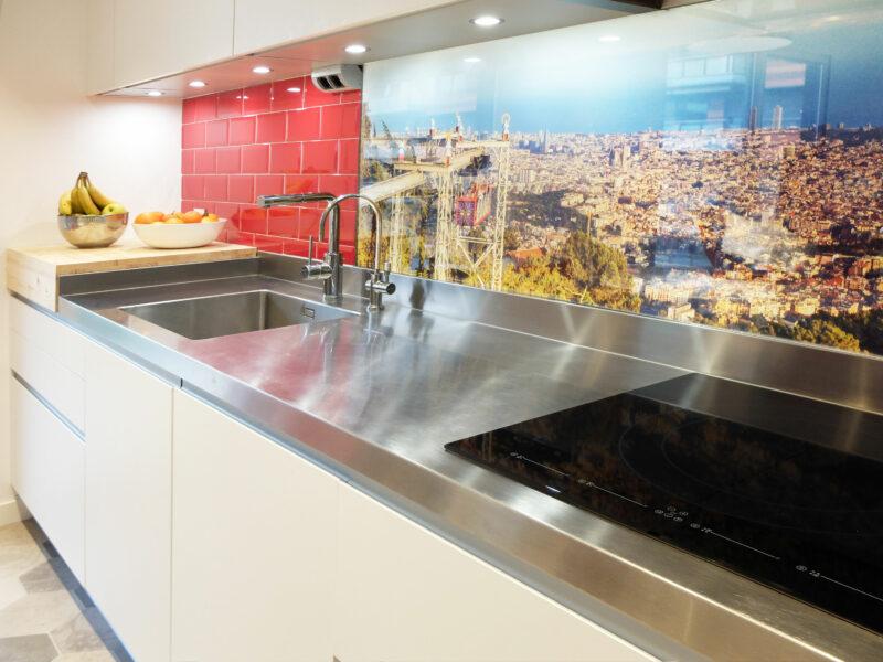 Interiorista Barcelona reformas cocinas